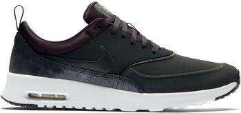 Nike Air Max Thea Premium sneakers Dames Zwart