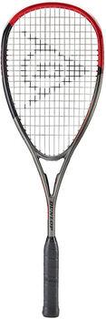 Dunlop Blackstorm Carbon 5.0 squashracket Heren Zwart