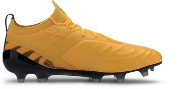 Puma ONE 20.1 FG/AG voetbalschoenen Heren Geel