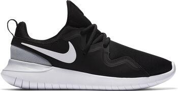 Nike Tessen sneakers Dames Zwart