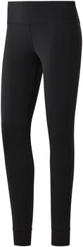 Reebok Lux tight Dames Zwart