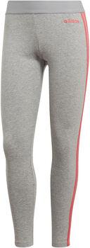 ADIDAS Essentials 3-Stripes tight Dames Grijs