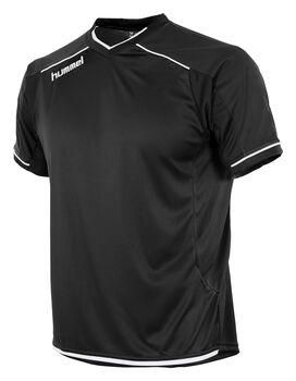 Hummel Leeds Shirt Ss Dames Zwart
