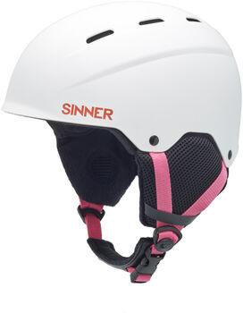 Sinner Poley helm Dames Wit
