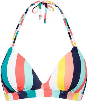 Beach Life Foam & Wired bikinitop Dames Multicolor