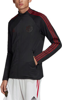 adidas Manchester United Anthem jack Heren Zwart