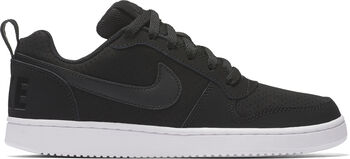 Nike Court Borough Low sneakers Dames Zwart