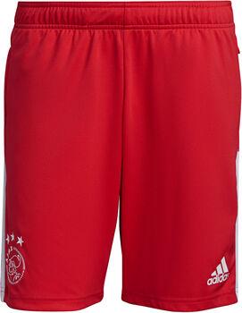 adidas Ajax Tiro trainingsshort 21/22 Heren Rood