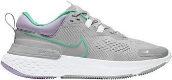 Nike React Miler 2 hardloopschoenen Dames Grijs