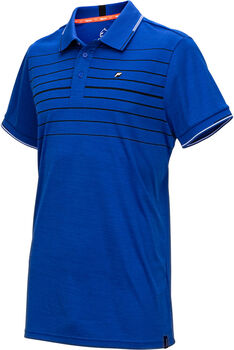 Falcon Kaine polo Heren Blauw