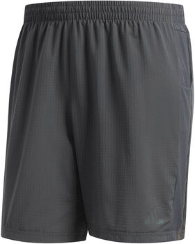 adidas Supernova short Heren Grijs
