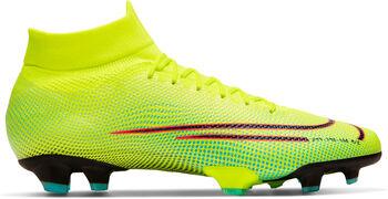Nike Mercurial Superfly 7 Pro MDS FG Voetbalschoenen Geel