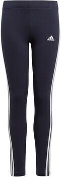 adidas Essentials 3-Stripes Legging Blauw