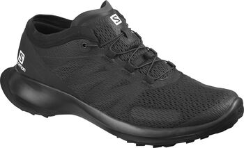 Salomon Sense Flow trailschoenen Heren Zwart