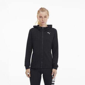 Puma Modern Sports hoodie Dames Zwart