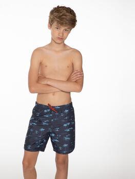 Protest Brando 21 kids zwemshort Jongens Grijs