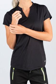 Sjeng Sports Luz shirt Dames Zwart