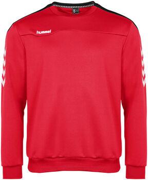 Hummel Valencia Round Neck shirt Heren Rood