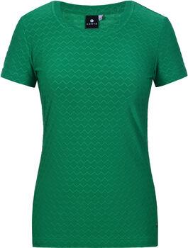 Luhta Aiskos t-shirt Dames Groen