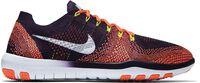 Nike Free Focus Flyknit 2 fitnessschoenen Dames Paars