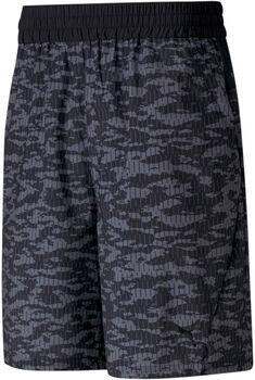 Puma AOP Woven 8I short Heren Zwart