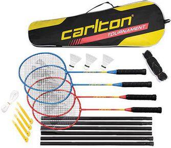 Tournament 4-player badmintonset