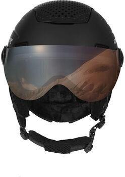 STX Visor helm Zwart