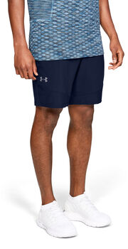 Under Armour Vanish Woven short Heren Blauw
