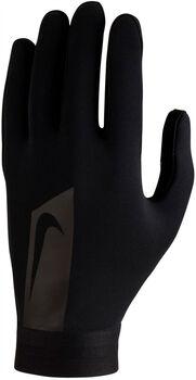 Nike HyperWarn Acadent voetbalhandschoenen Zwart