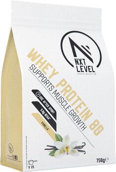 NXT Level Whey Proteïne vanille 750 gram Wit