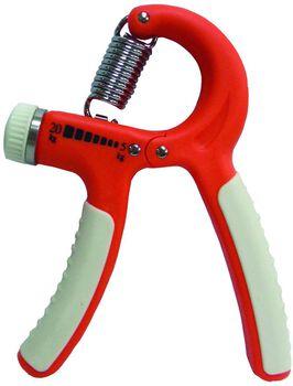 ENERGETICS Verstelbare handknijpers Rood