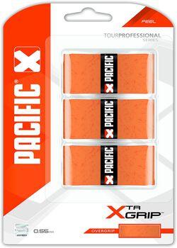 Pacific Xtr Grip 0.55mm tennis overgrip Oranje