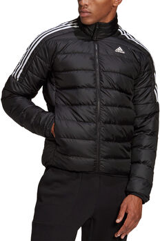 adidas Essentials Donsjack Heren Zwart