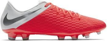 Nike Phantom 3 Academy FG voetbalschoenen Rood