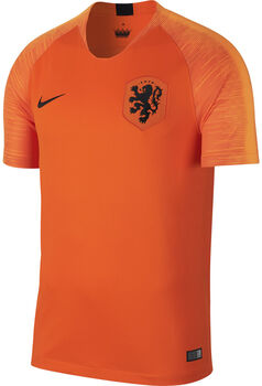 Nike Breathe Nederlands Elftal Stadium Home shirt Heren Oranje