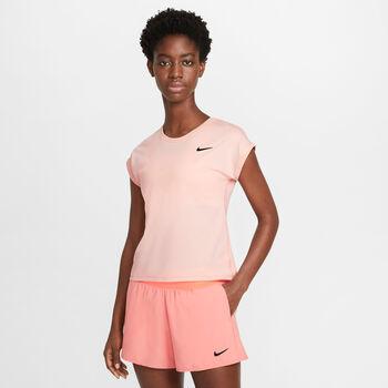 NikeCourt Victory top Dames Oranje