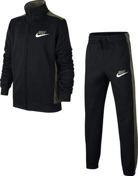 Nike Sportswear trainingspak Jongens Zwart