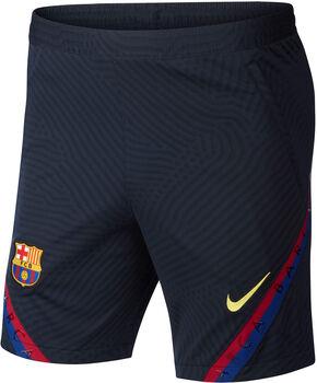 Nike FC Barcelona Strike Short Heren Blauw