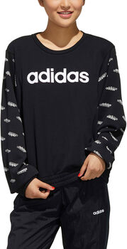 ADIDAS Favorites sweater Dames Zwart
