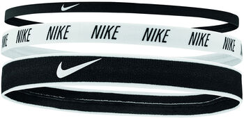 Nike Mix Width 3-pack haarbandjes Zwart