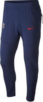 Nike Paris Saint-Germain Tech Pack broek Heren Blauw