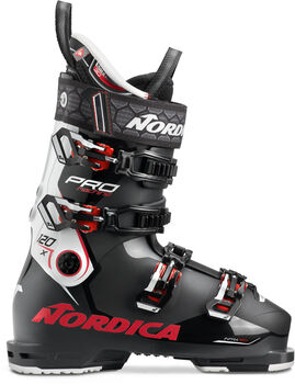 Nordica Pro Machine 120 X skischoenen Heren Zwart