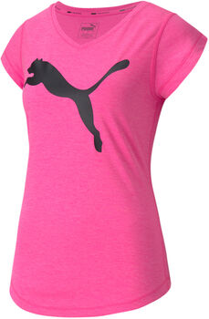 Puma Heather Cat shirt Dames Roze