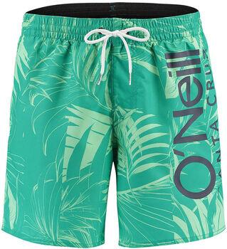 O'Neill Cali Floral zwemshort Heren Groen