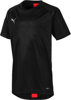 Puma FTBLNXT shirt Jongens Zwart