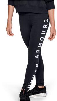 Under Armour Sportstyle Branded kids legging  Meisjes Zwart