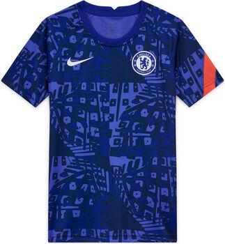 Nike Chelsea Pre-Match kids top 20/21 Jongens Blauw