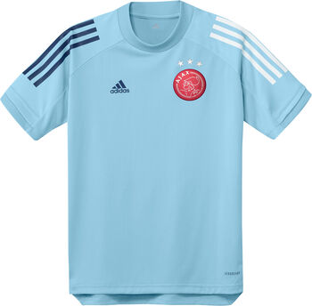 adidas Ajax Training jersey kids 2020/2021 Jongens Zwart