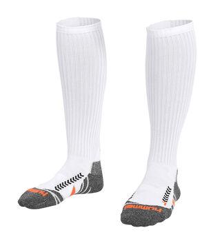 Hummel Chevron Sock Long Heren Wit