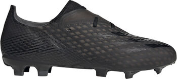 adidas X Ghosted.2 Firm Ground voetbalschoenen Heren Zwart